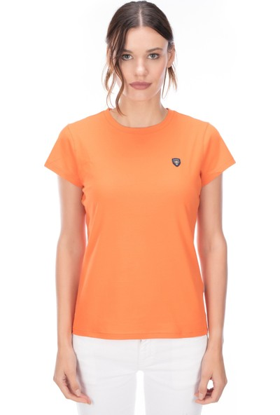 Galvanni Kadın Oranj T-Shirt - Coventry