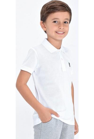 TS Club Polo Yaka Logolu Tshirt