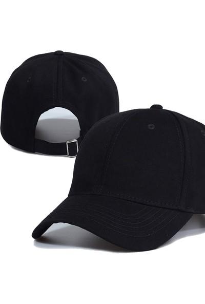 Capstories Düz Basic Snapback Şapka