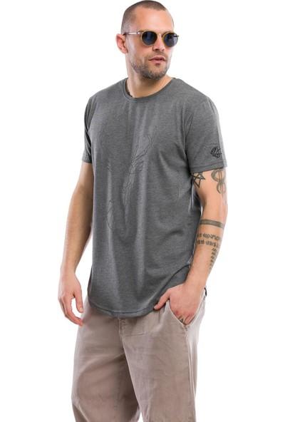 Kevin Erkek T2 K.Gri Tişört
