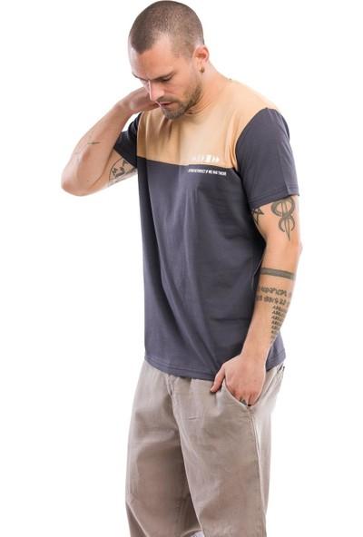 Kevin Erkek T4 Antrasit Tişört
