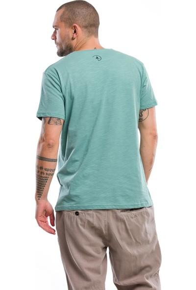 Kevin Erkek T6 Mint Tişört