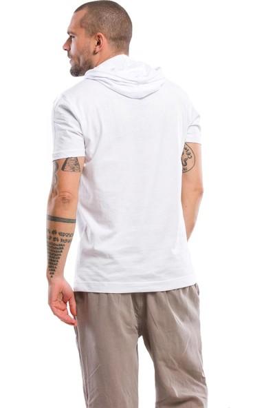 Kevin T11 Beyaz Tişört