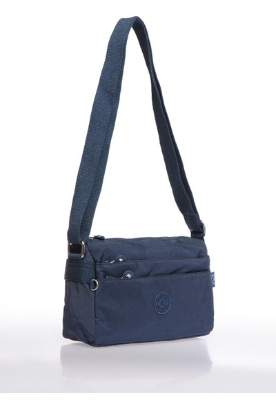 Smart Bags SMB1006-0033 Lacivert Kadın Çapraz Çanta