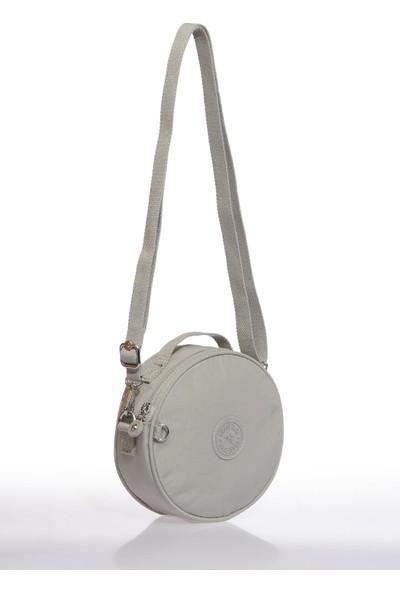 Smart Bags SMB3024-0083 Ice Gri Kadın Çapraz Çanta