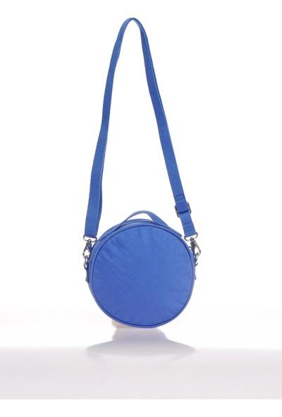 Smart Bags SMB3024-0031 Mavi Kadın Çapraz Çanta