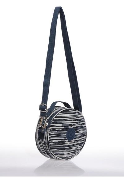 Smart Bags SMB3024-0126 Bej/laci Kadın Çapraz Çanta