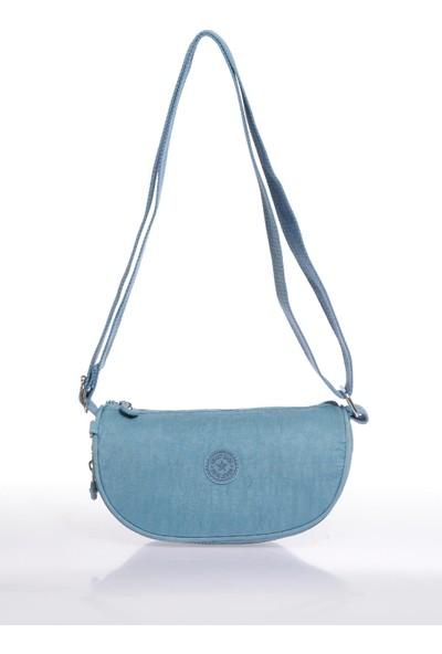 Smart Bags SMB3026-0050 Buz Mavi Kadın Çapraz Çanta