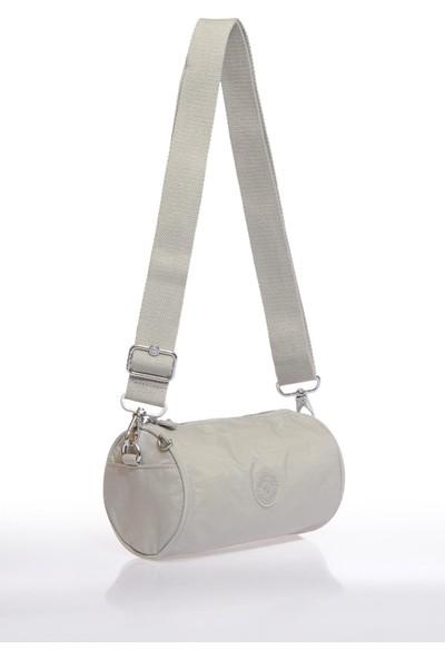 Smart Bags SMB3025-0083 Ice Gri Kadın Çapraz Çanta