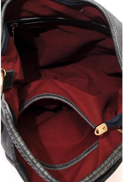Sergio Giorgianni Luxury SG01802-21 Gri Kadın Omuz Çantası