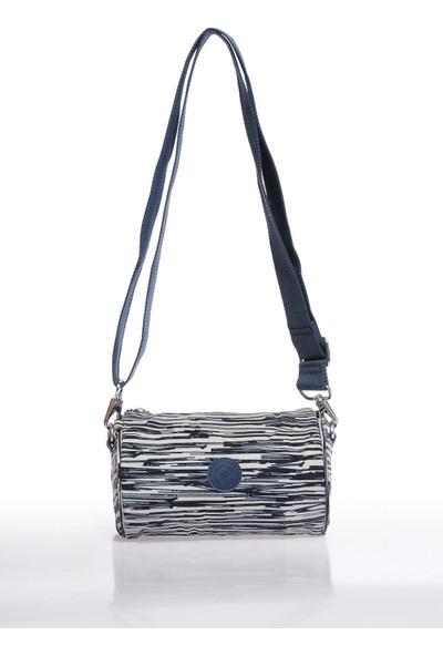 Smart Bags SMB3025-0126 Bej/laci Kadın Çapraz Çanta