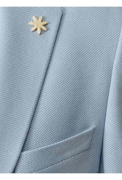 Altınyıldız Classics Slim Fit Desenli Ceket