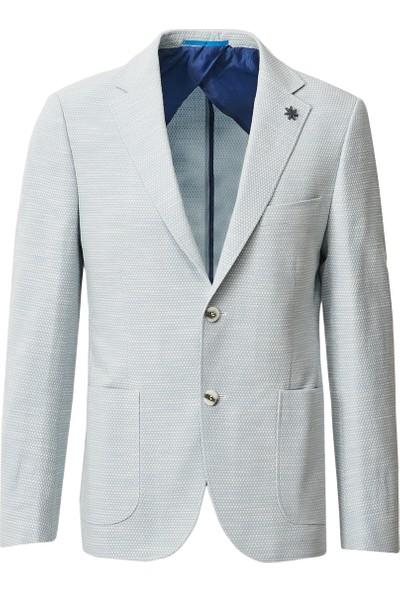 Altınyıldız Classics Ekstra Slim Fit Desenli Ceket