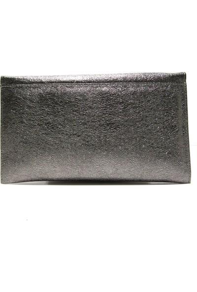 Brs Bags Portföy Çanta Füme & Gümüş Ayna