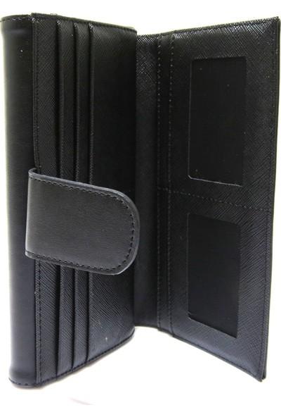 Hmx Polo Cüzdan Siyah