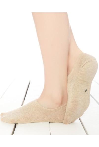 Socks Concept 6lı Eko Paket Kadın Sneakers Çorap