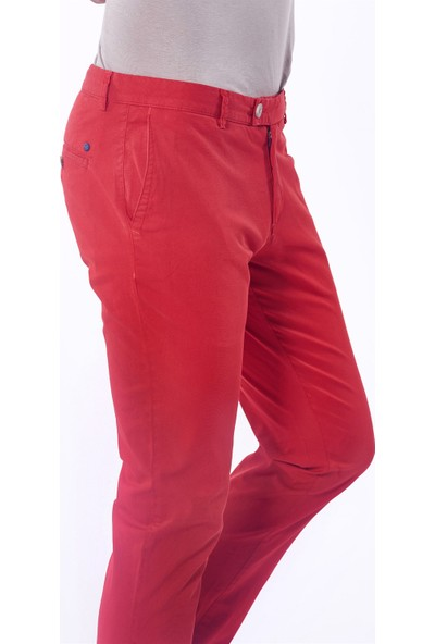 Dufy Erkek Pantolon - Slim Fit