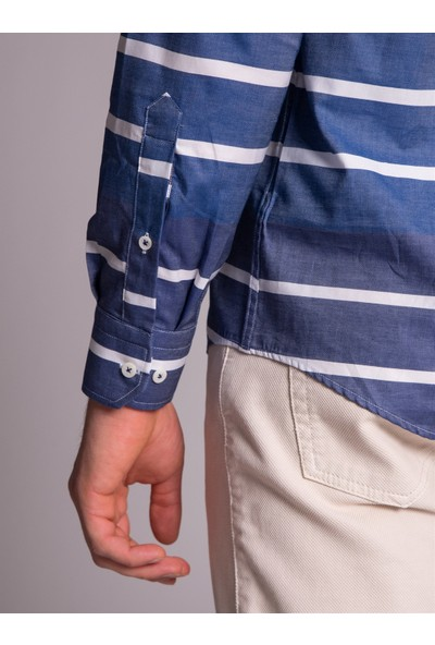 Dufy Erkek Gömlek - Slim Fit