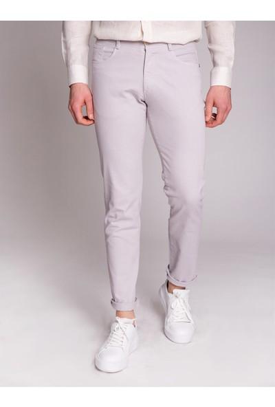 Dufy Düz Erkek Pantolon - Slim Fit