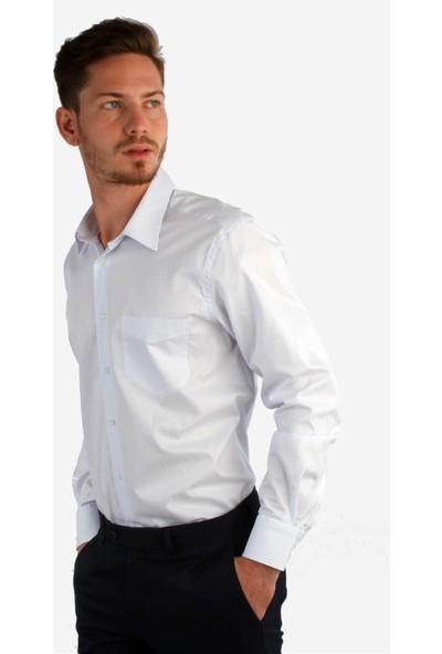 Dufy Erkek Pitikare Gömlek Regular Fıt