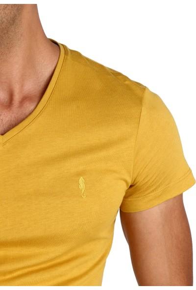 Dufy Hardal Erkek T-Shirt
