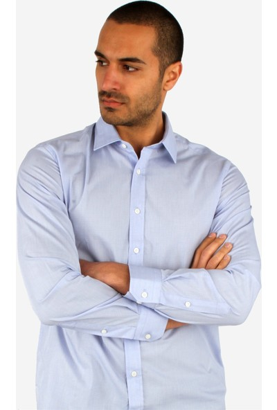 Dufy Erkek Gömlek Slim Fit