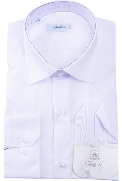 Giantport C150.U Erkek Gömlek Beyaz