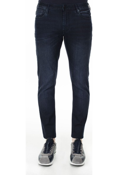 Emporio Armani J06 Jeans Erkek Kot Pantolon S 6G1J06 1Duaz 0941