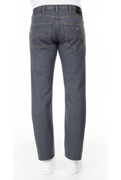 Emporio Armani J45 Jeans Erkek Kot Pantolon S 6G1J45 1D7Ez 0005