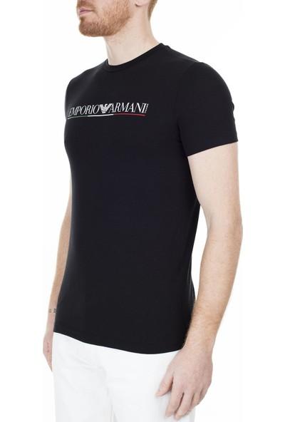Emporio Armani T-Shirt Erkek T-Shirt S 6G1Tb8 1J11Z 0999