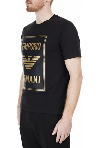 Emporio Armani T-Shirt Erkek T-Shirt S 6G1Te1J00Z 0999