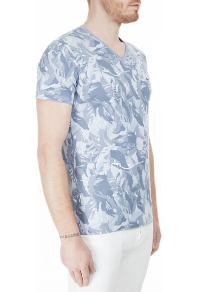 Lacoste T-Shirt Erkek T-Shirt Th0018 18A