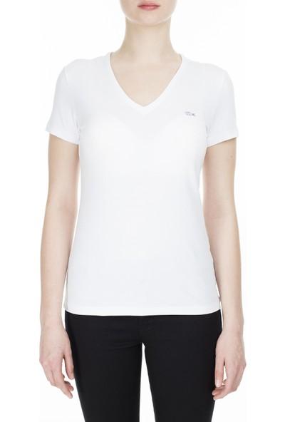 Lacoste T-Shirt Kadın T-Shirt Tf0999 001