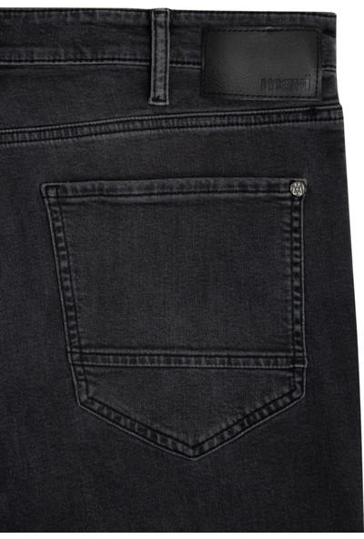 Hasan 90 s Gri Vintage Jean Pantolon 0006630610