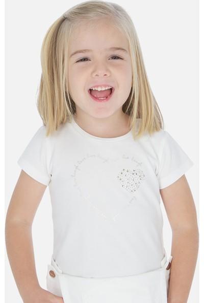 Mayoral 174 Unisex Çocuk T-Shirt