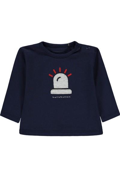 Bellybutton 208-2413 Organik Erkek Bebek T-Shirt