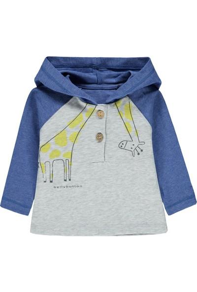 Bellybutton 208-2491 Organik Erkek Bebek T-Shirt