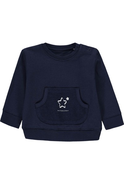 Bellybutton 208-2703 Unisex Bebek Sweatshirt