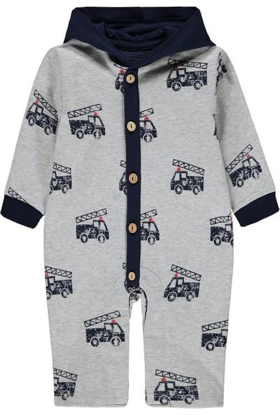 Bellybutton 208-2421 Organik Erkek Bebek Tulum
