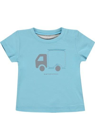 Bellybutton 208-2531 Erkek Bebek T-Shirt