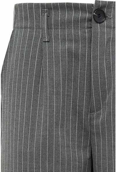 DeFacto Kadın İspanyol Paça Dokuma Pantolon