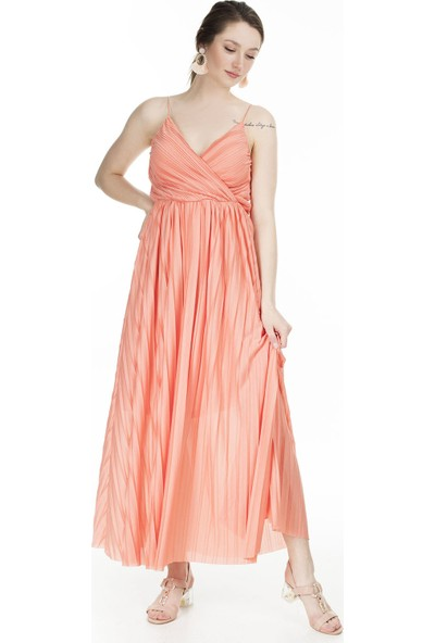 Only Onlelema Maxi Elbise 15207351
