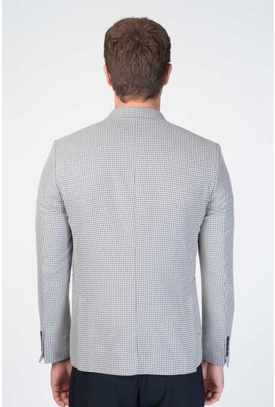 Centone Ceket Comfort Fit 6 Drop 20-0019 Bej 50