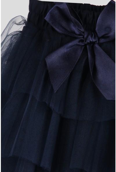 Breeze Kız Çocuk Tütü Etek Lacivert (8-12 Yaş)