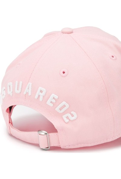 Icon Şapka Pembe Renk