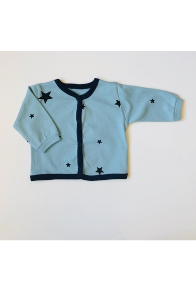 Baby West Stars Mint Hırka