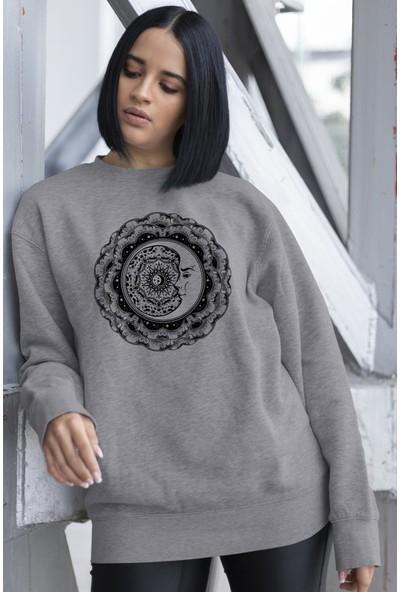 Angemiel Wear Evren Yıldızı Kadın Sweatshirt