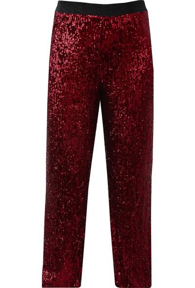 Daynnite Payet Pantalon Bordo S