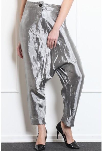 Pinkmark Kadın Gri Pantolon