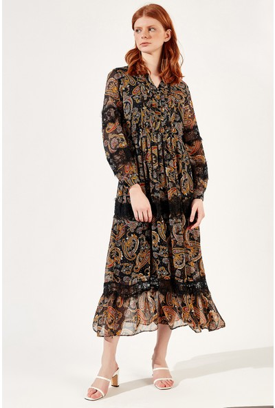 Manche Desen Kadın Elbise Mk20S283052